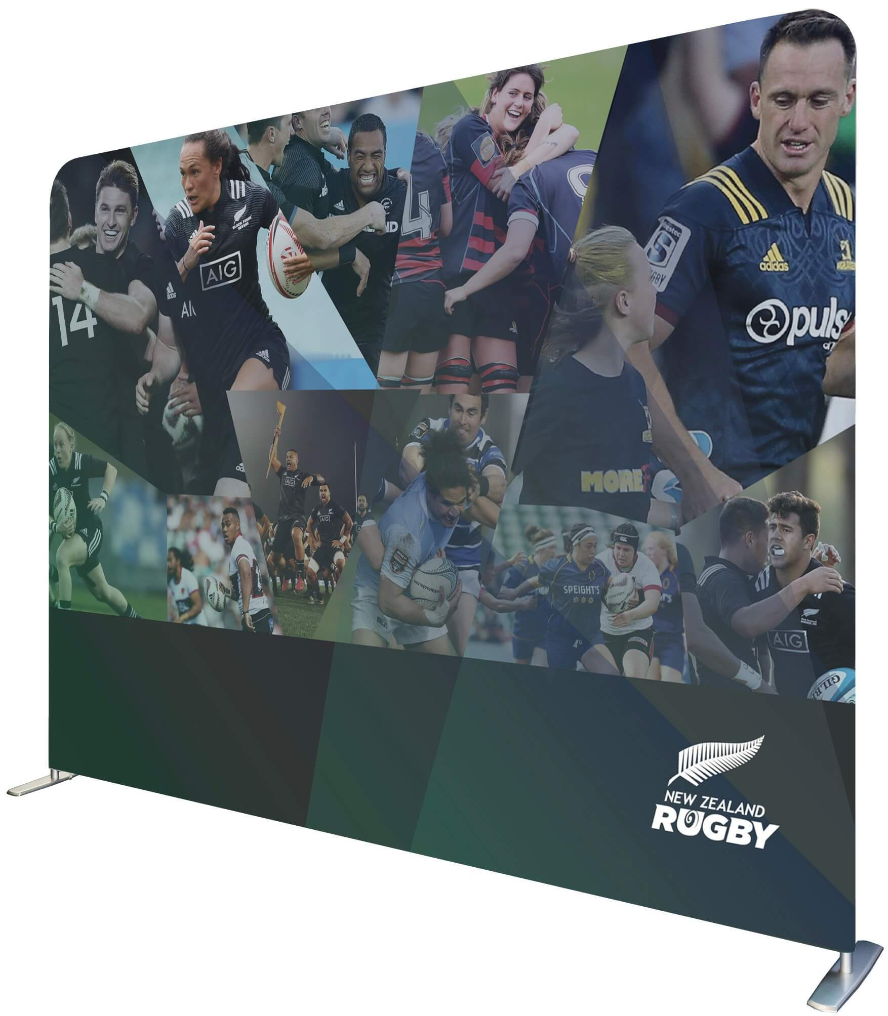Exhibition Stands Nz : Pull up banners wellington exhibition stands auckland