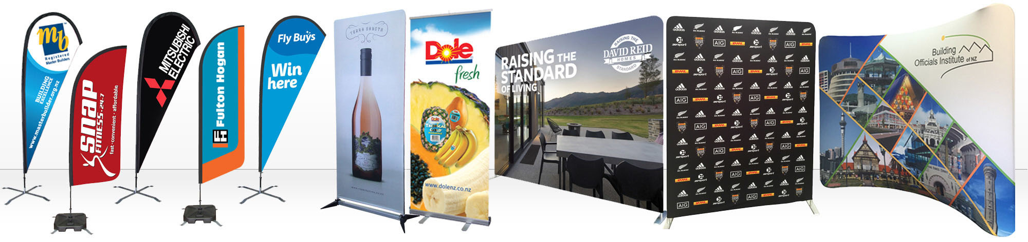 Advertising Your Business Across Nz With Custom Made Flags And Banners Has Never Been Easier
