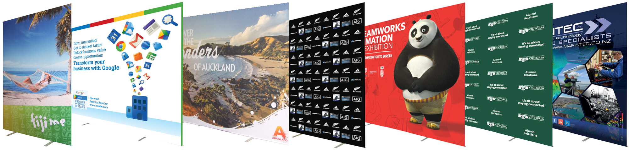 banner printing auckland large format print nz display